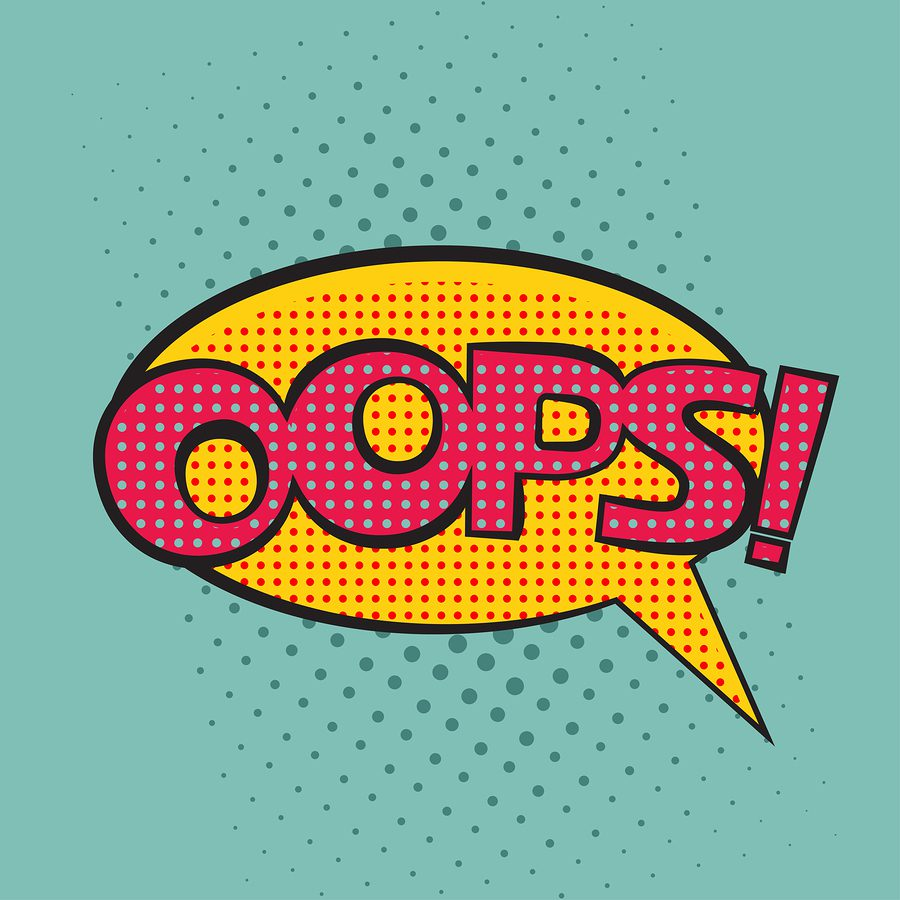 Oops! How to Write a Correction Email - Robly Marketing Blog